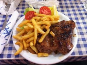 bistecca dromedario