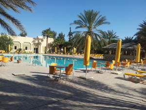hotel sahara tunisia
