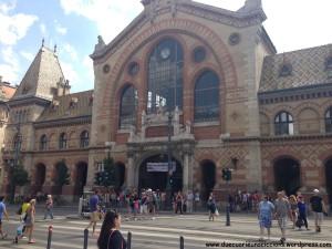 Central Market Hall (Nagy Vasarcsarnok)