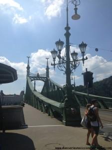Liberty Bridge - Ponte della libertà