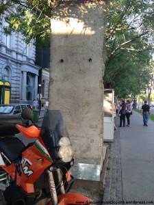Muro di berlino Budapest