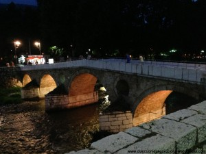 what to see in sarajevo latin bridge