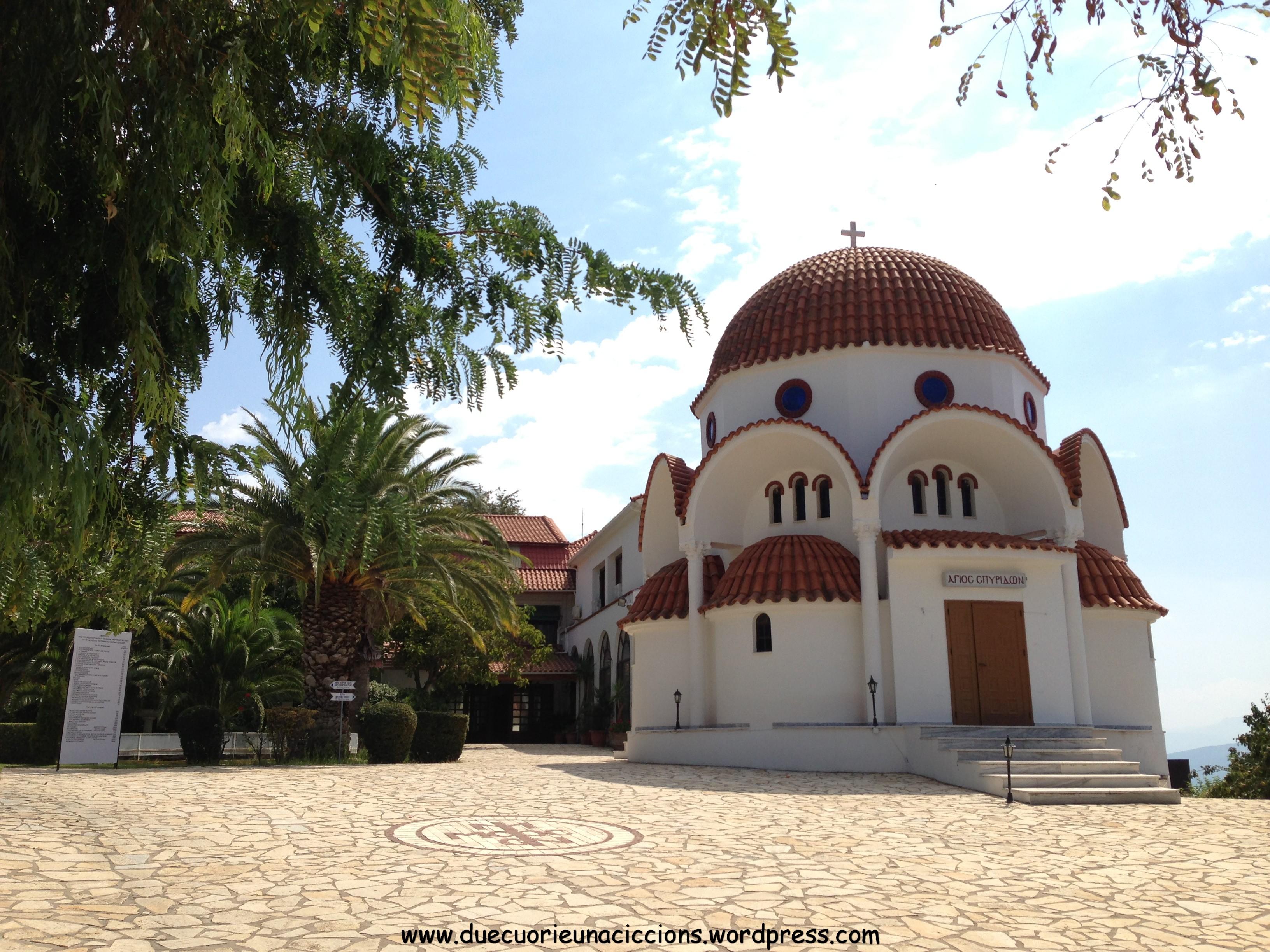 Monastery of the holy metamorphosis