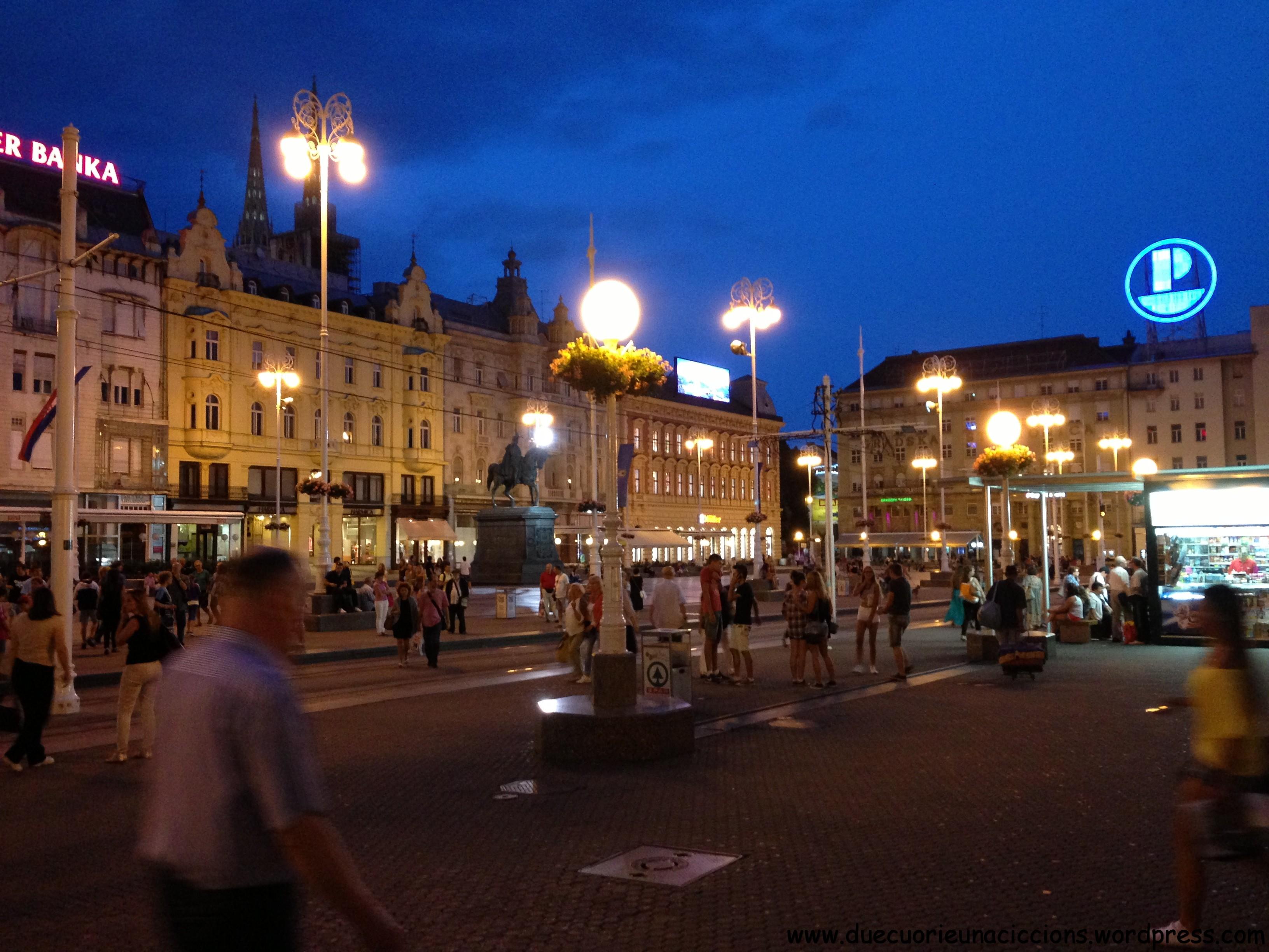 piazza jelacic square