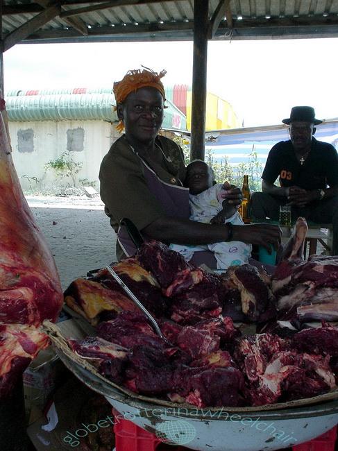Namibia www.globetrotterinawheelchair.com