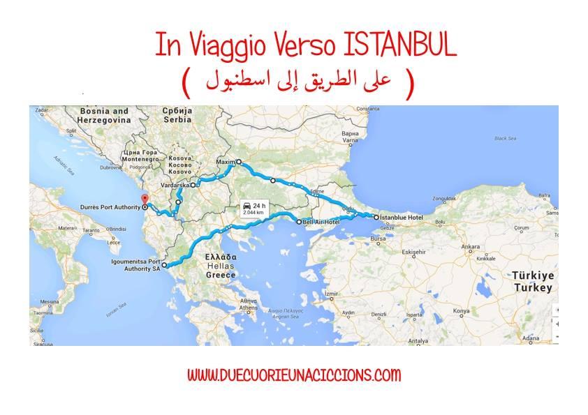 istanbul tour 2015