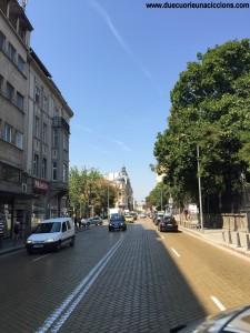 strada gialla sofia