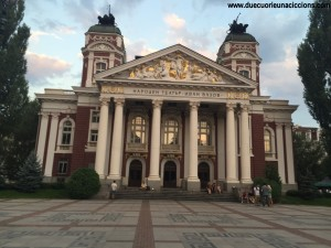 national theatre sofia