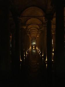 basilica cisterna istanbul basilica cistern