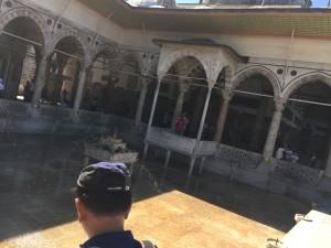 palazzo topkapi palace