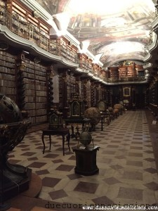 best library of the world prague klementinum