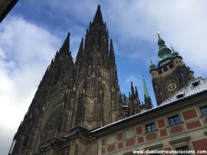 st vitus cathedral prague praha