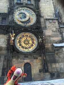 astronomichal watch prague