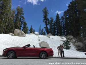 itinerario itinerary usa on the road yosemite