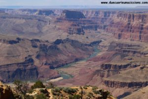 itinerario itinerary usa on the road grand canyon