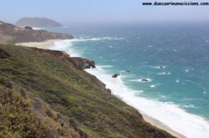 itinerario usa on the road big sur