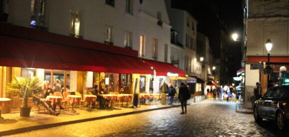 Sognando a Montmartre
