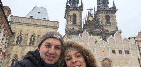 Praga è davvero la città più romantica d'Europa?
