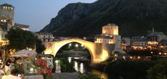 Mostar in moto